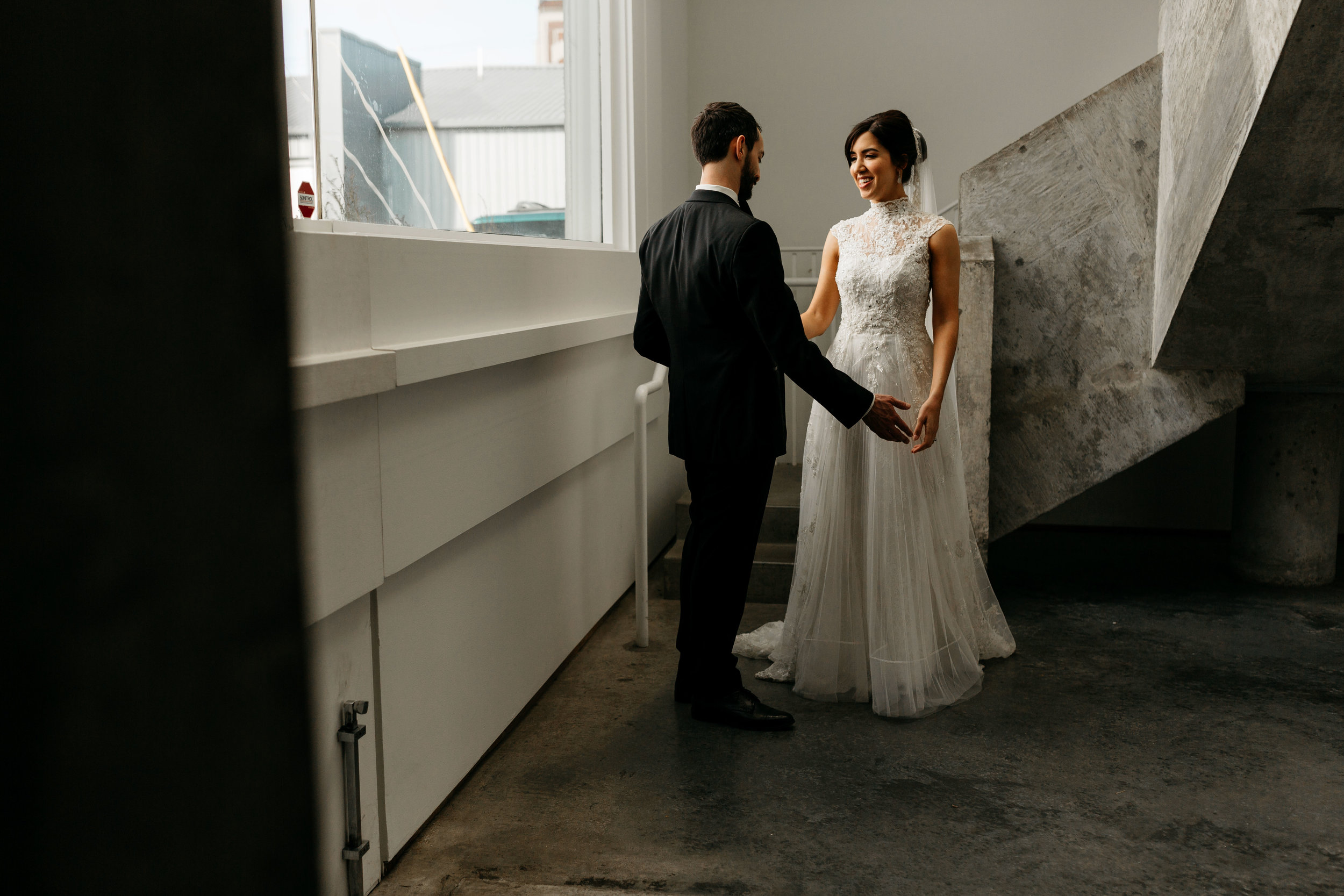 Sublime Stems | Seattle | Wedding | Florist | Jonathan Gipaya Photography | Canvas | Sodo