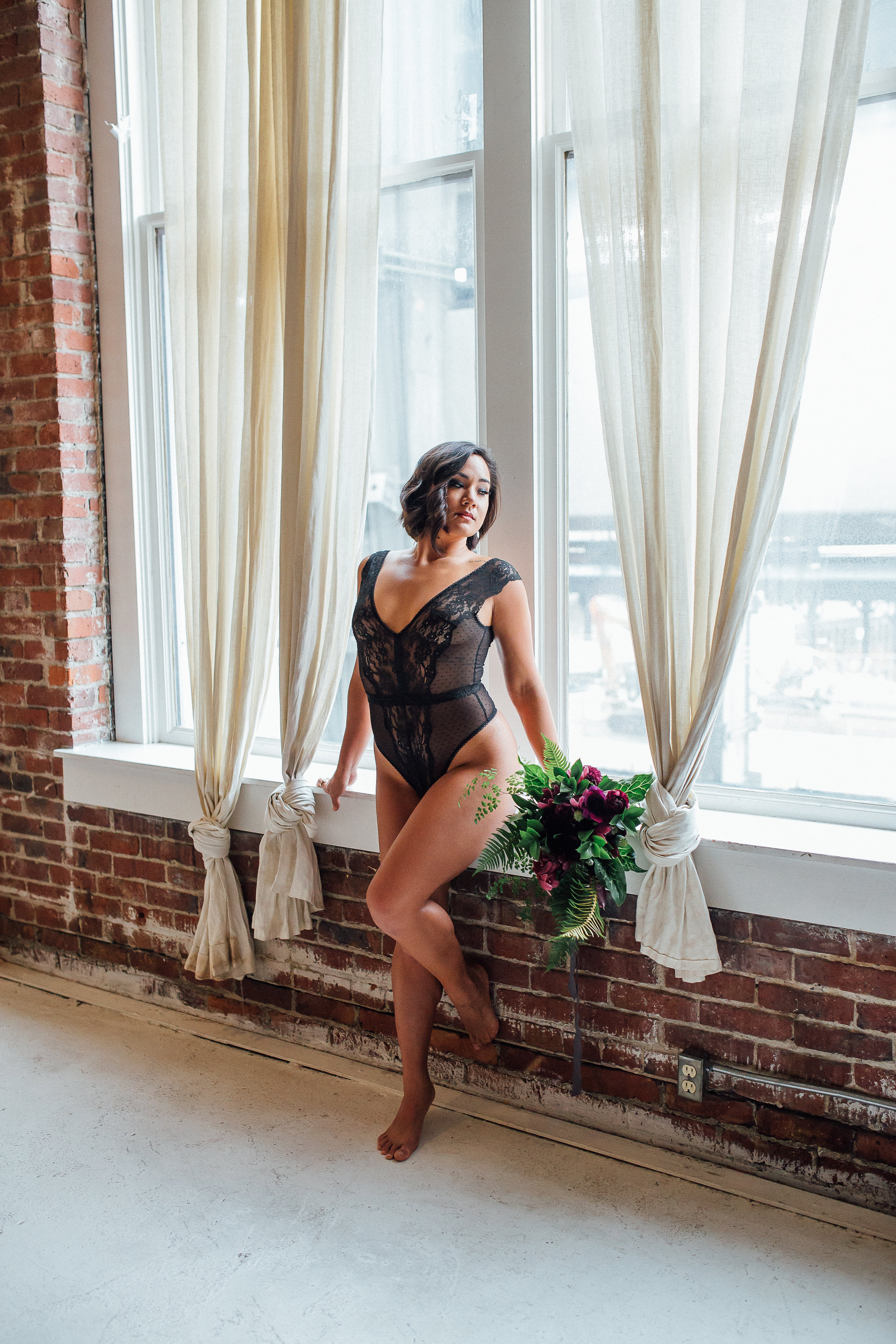 Sublime Stems | Styled Shoot | Boudior | Gathered Creatives | Beginning & End Photography