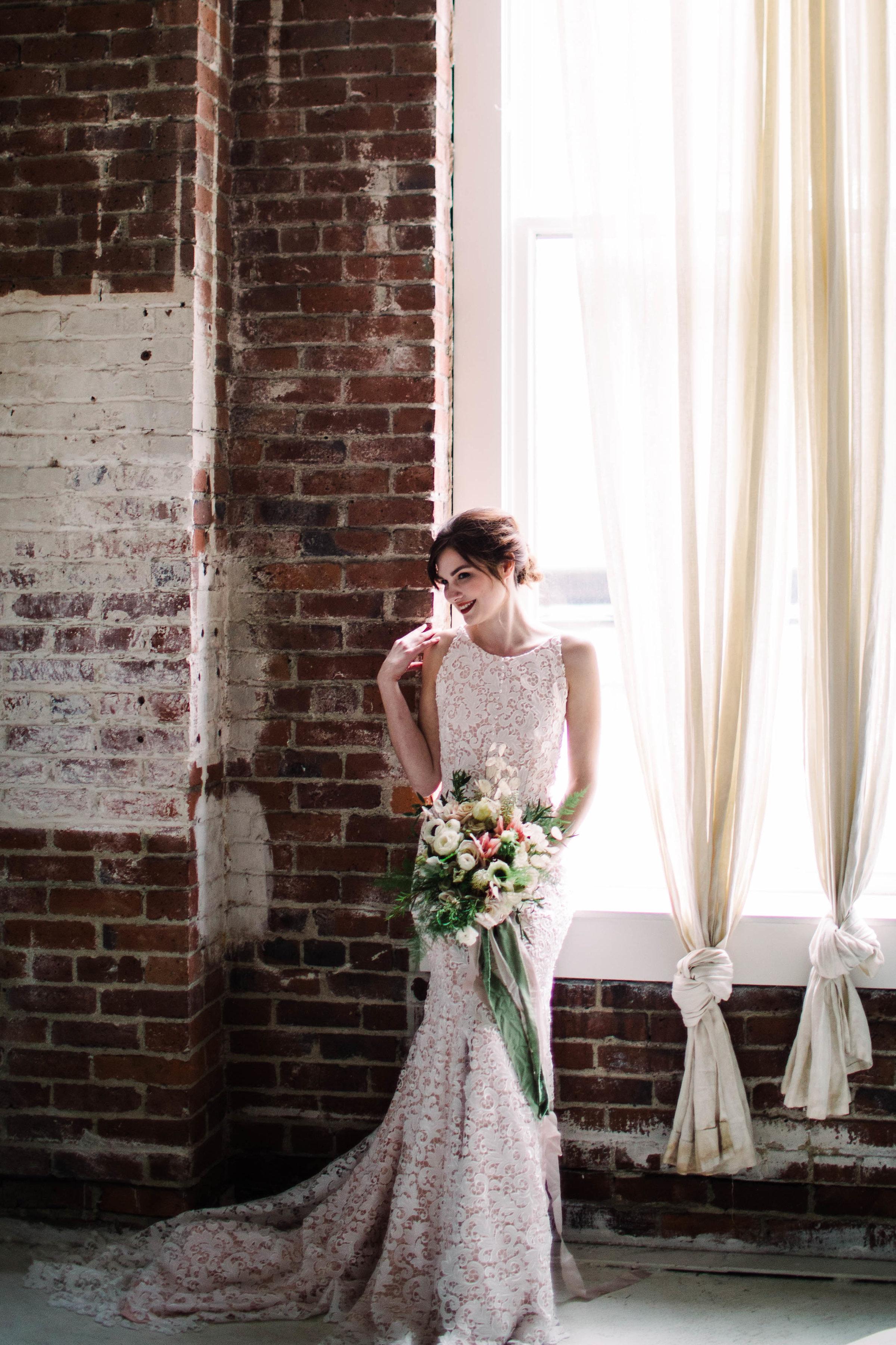 Sublime Stems | The Gathered Creatives | Seattle | Bridal | Julia Kinnunen Photography