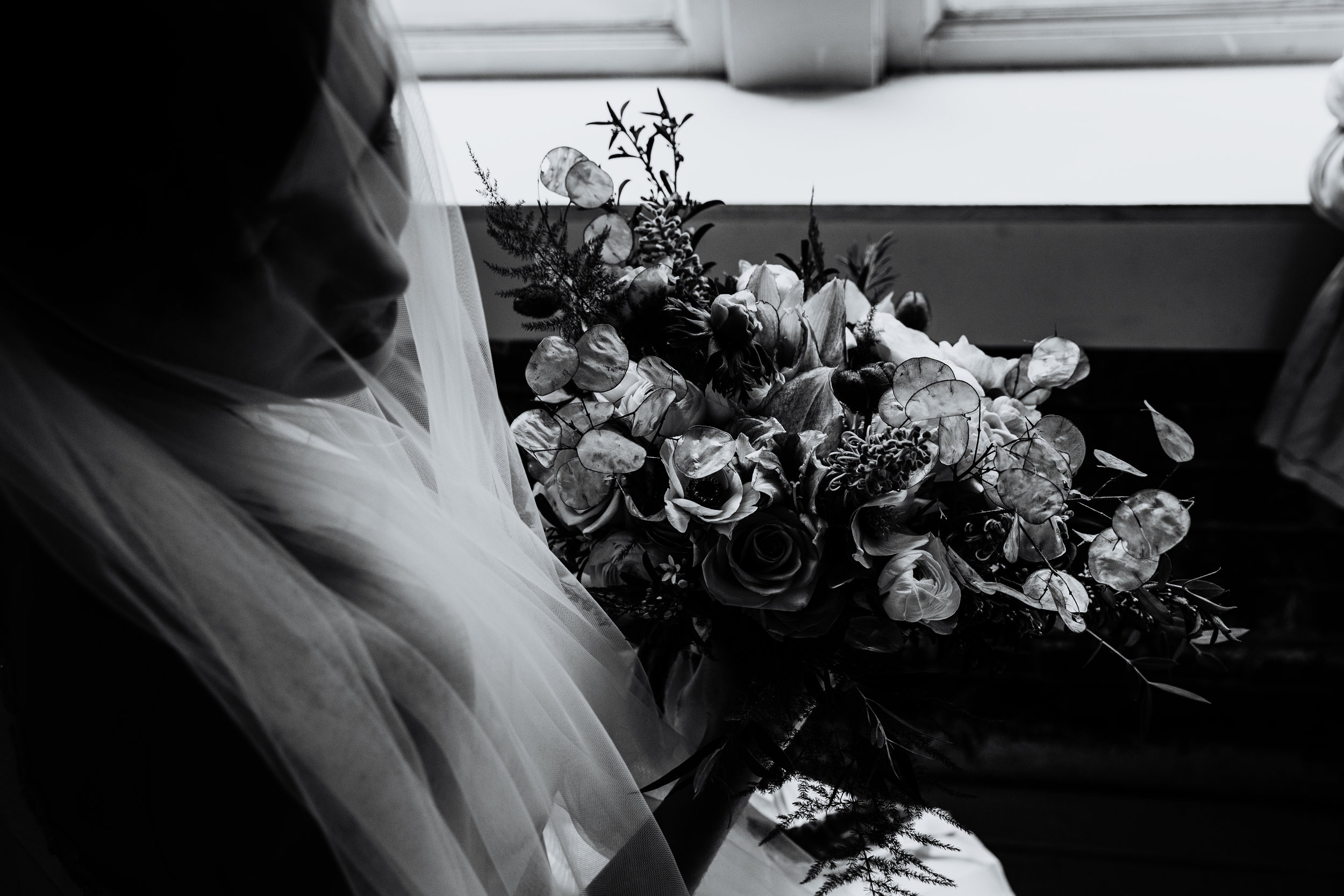 Sublime Stems | The Gathered Creatives | Jackie Rose Photography | Bridal | Seattle