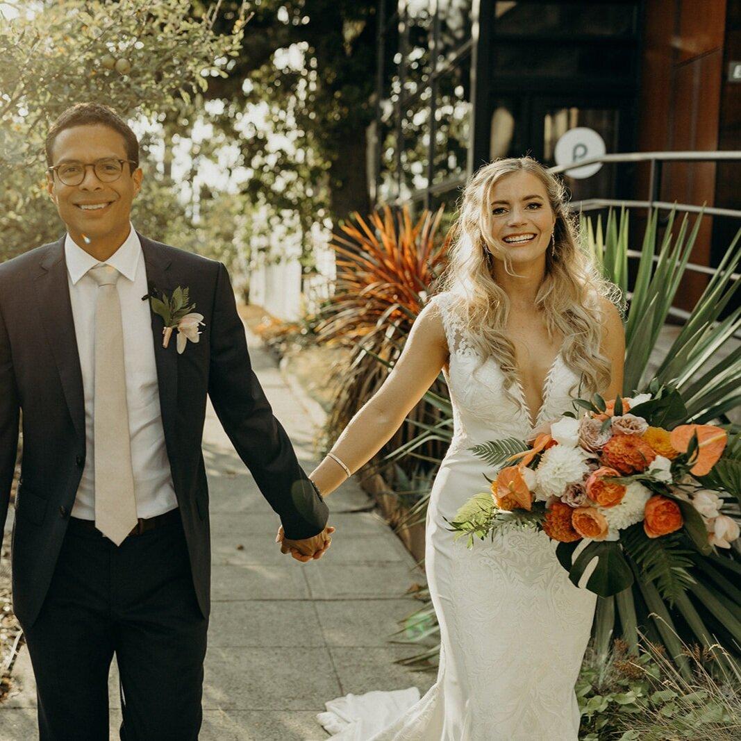 PNW Meets Brazil in Seattle Wedding -