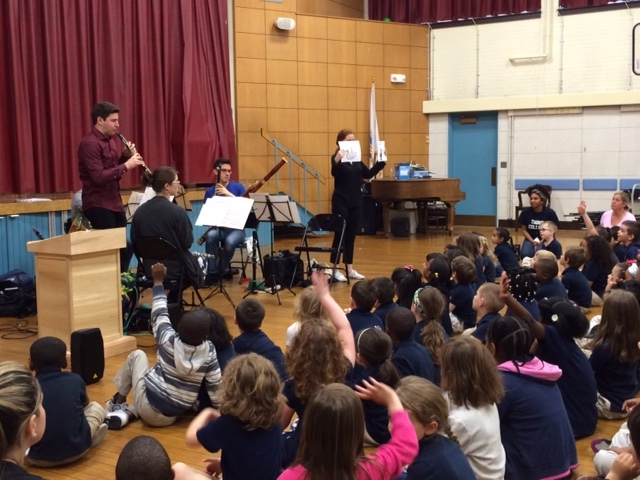 CPP WQ performs for a packed house at Beethoven Elementary.JPG