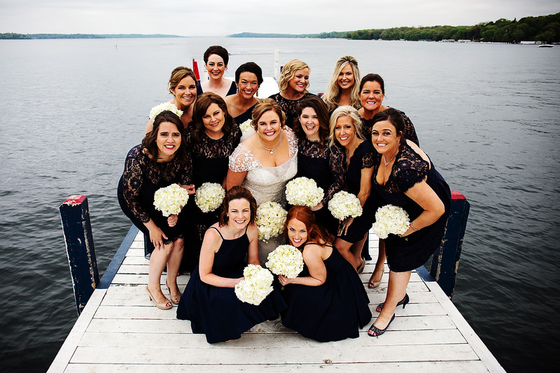 Photo credit: Ideal Impressions Photography //   Wedding Planning: Graceful Events   // Floral: Lilypots