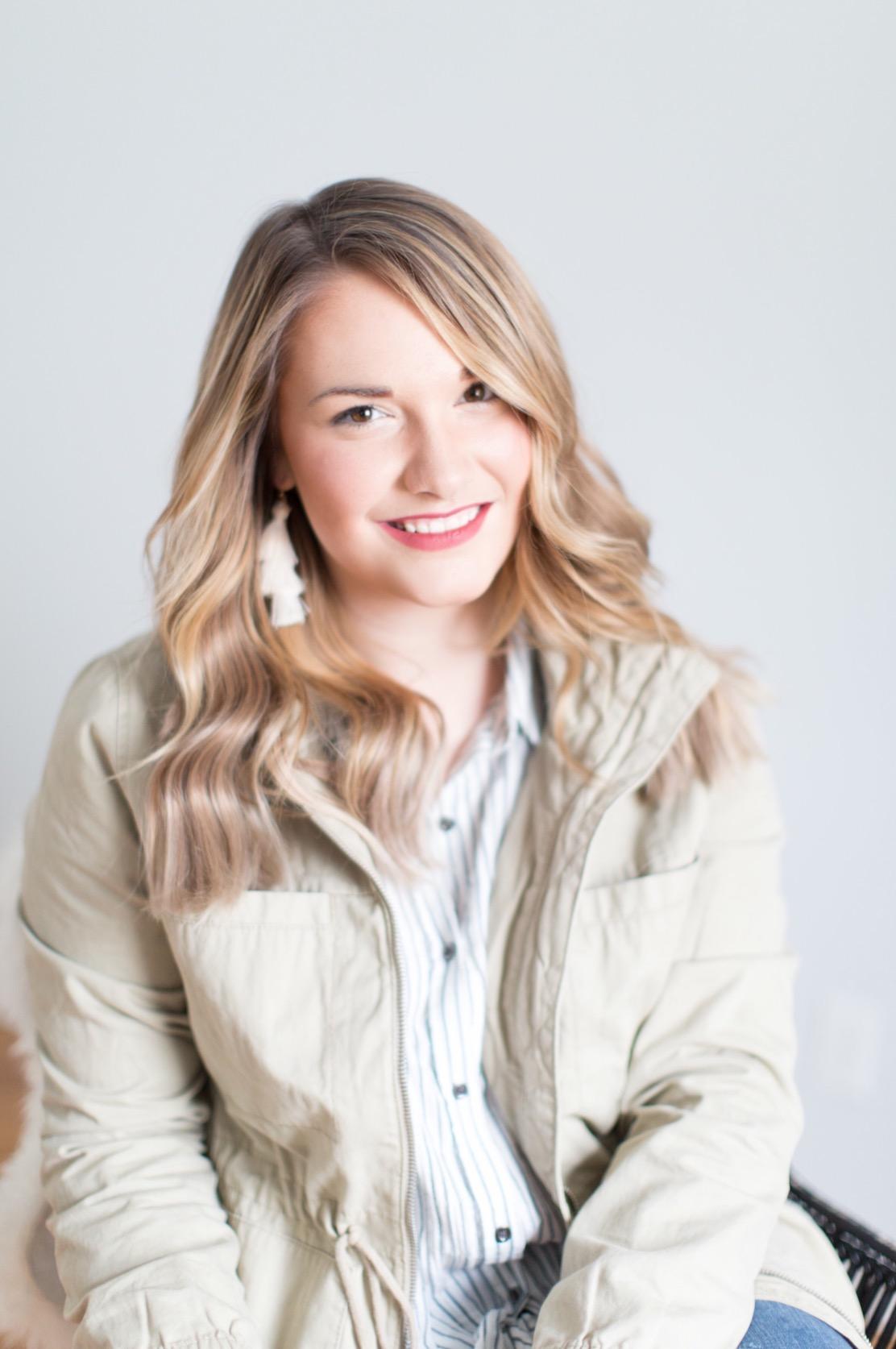 Stephanie Huttner, Event Design Specialist. Photo Credit: Kristina Lorraine Photography