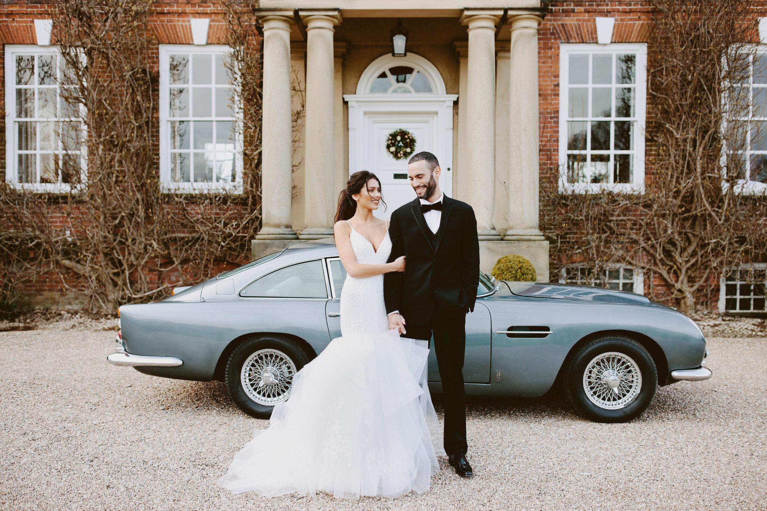 Rose Noire; Glamorous, Gorgeous, Romantic Wedding Inspiration