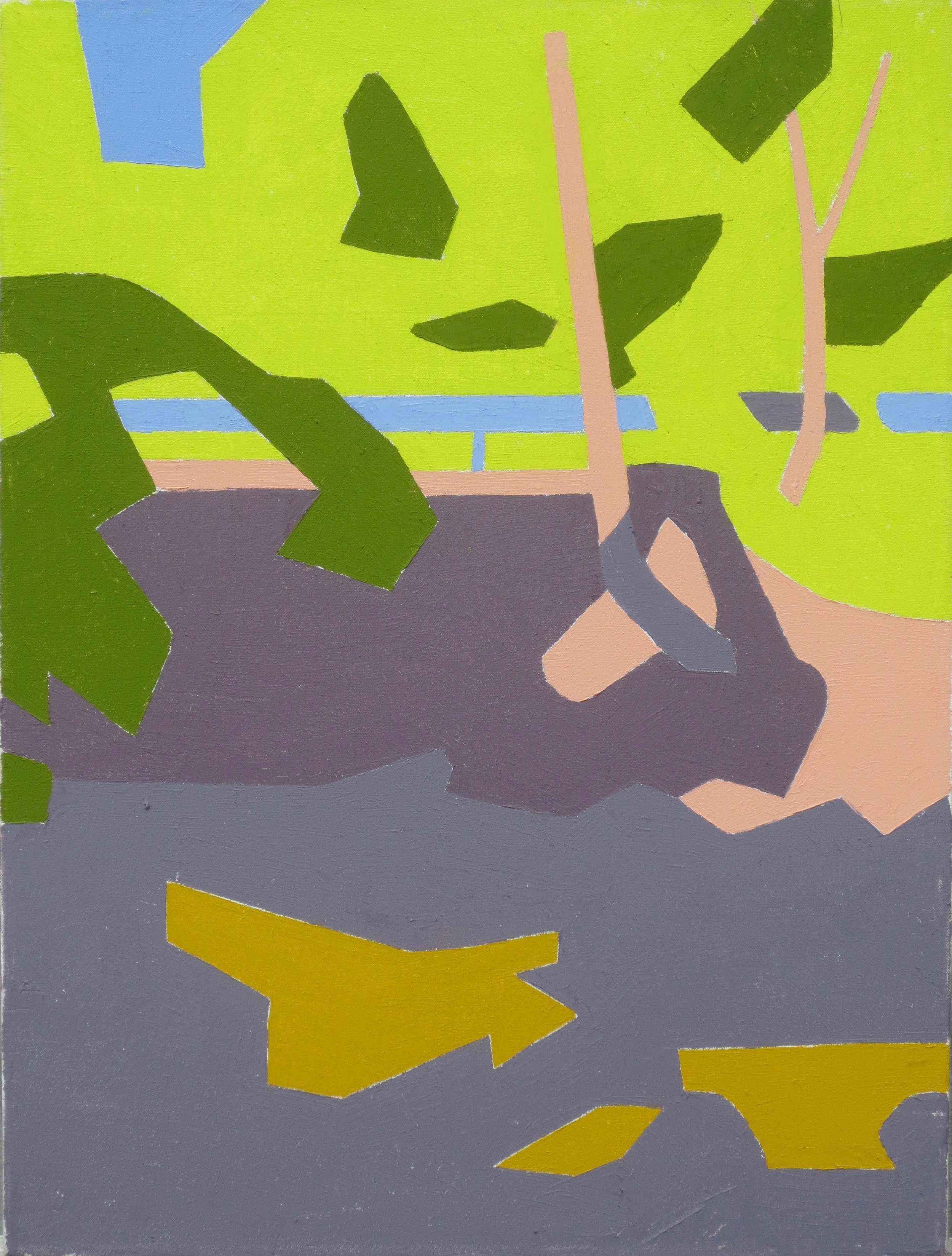 River Shadows, 2016