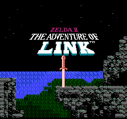 This title screen was the start of the revolution.