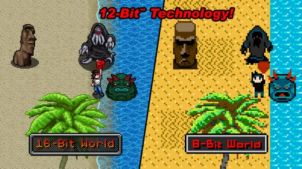12-Bit Tech really isn't all that