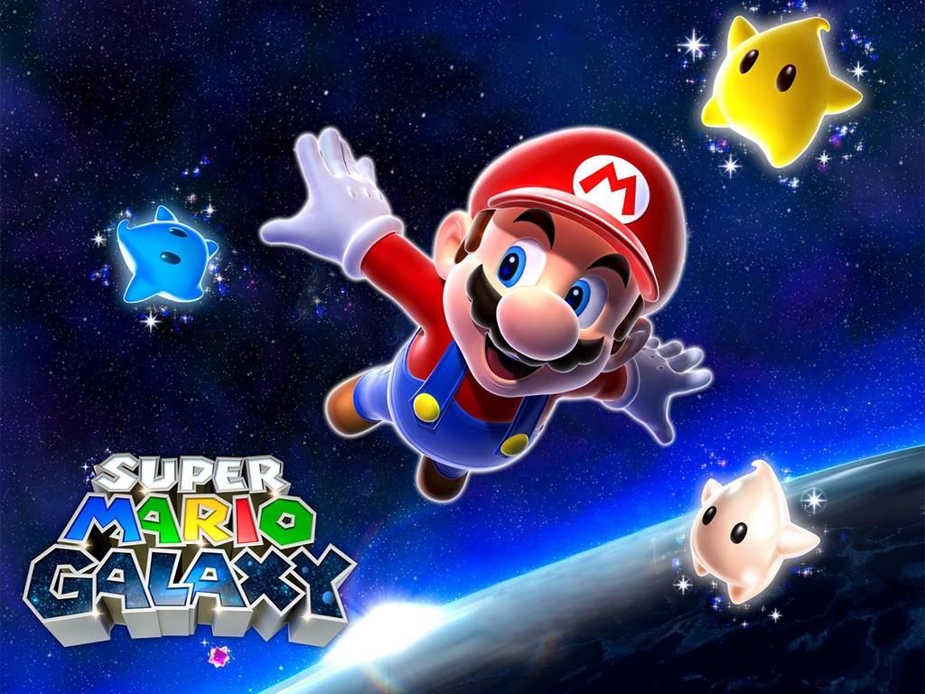 It's him Mario