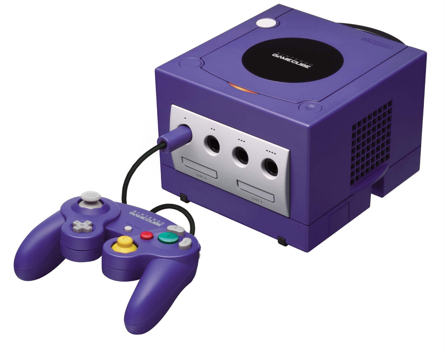 The best console ever that looks like a lunch box