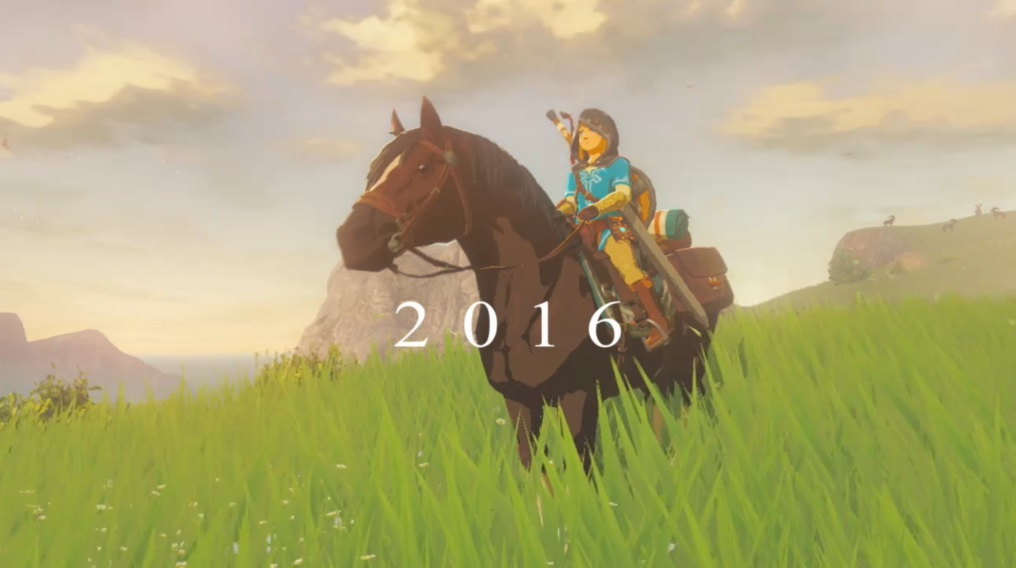 Flogging a dead Epona with the Wii U