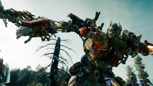 I don't think a film of  More Than Meets The Eye would work, or make a billion dollars, but if you want something a bit more from transformers,  check it out .