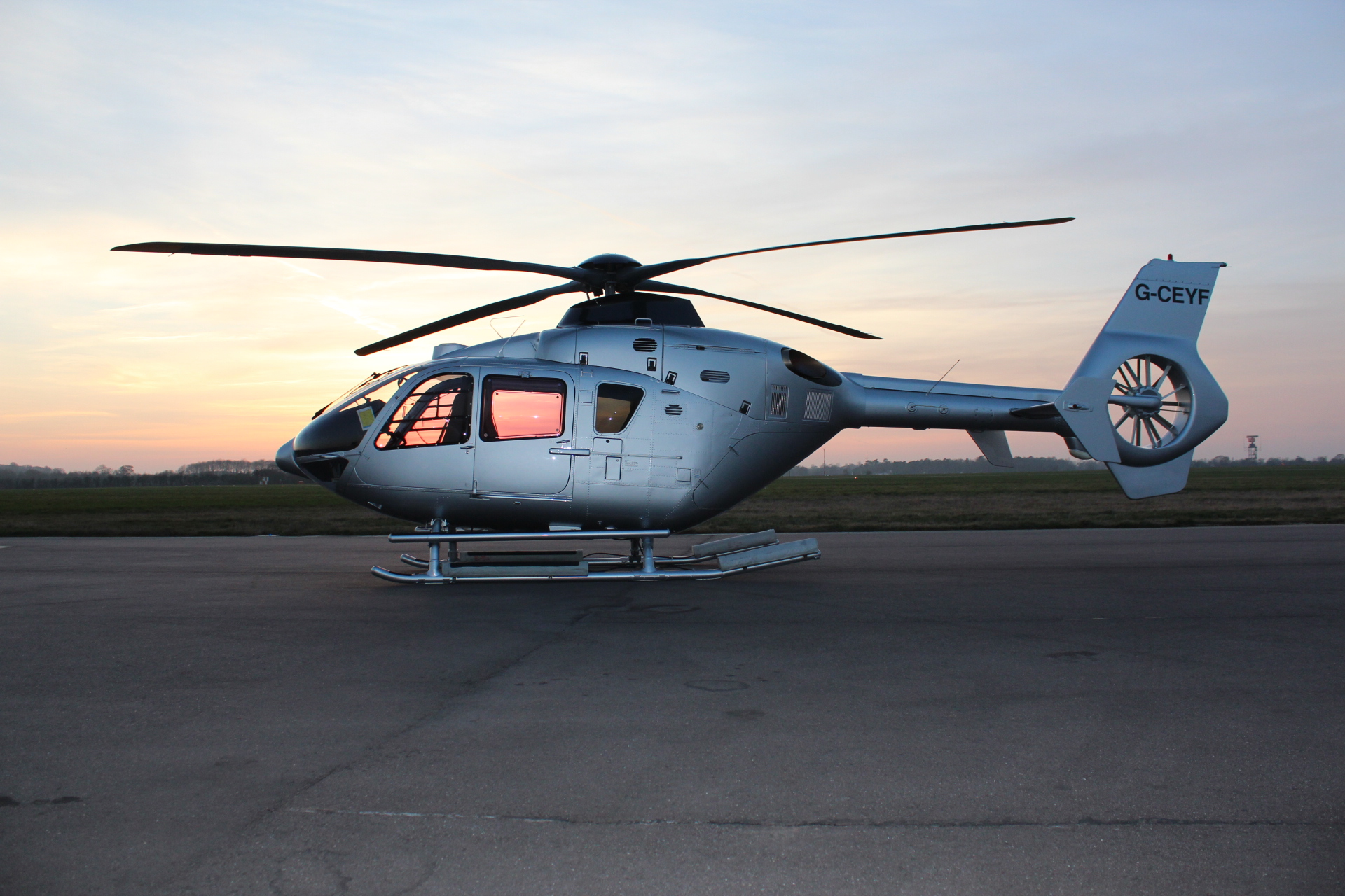 EC135 With Arrius 2 Engineer Type Training Course