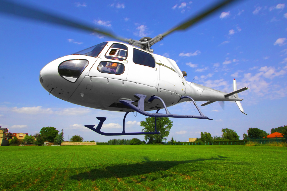 AS350B3 with Arriel 2B Engineer Type Training