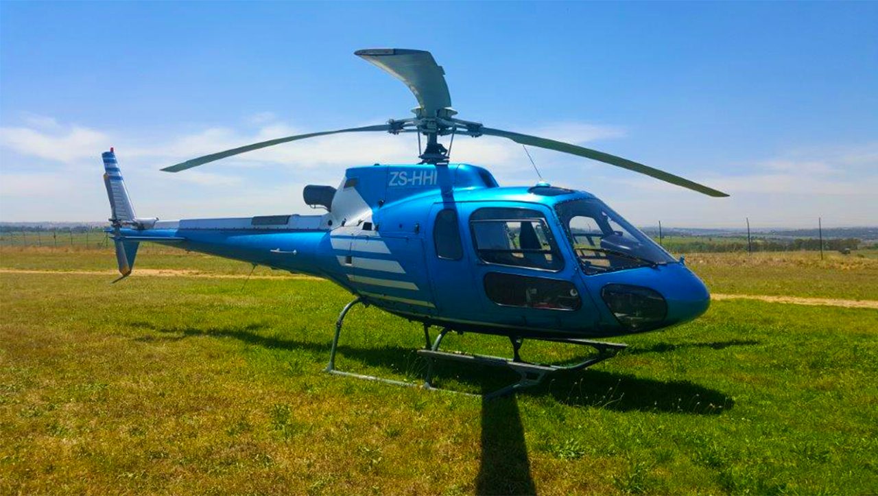 ZS-HHI: Airbus Helicopters AS350B3+