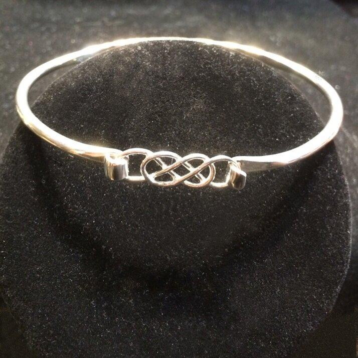 Double Infinity Bracelet Rachel S