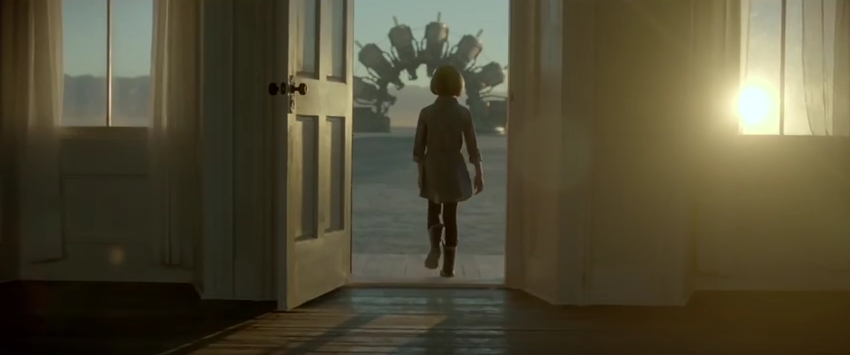 """The film """"Childlike Imagination"""" from GE connects the human stories happening inside GE with the human stories of their customers.  https://www.youtube.com/watch?v=Co0qkWRqTdM"""