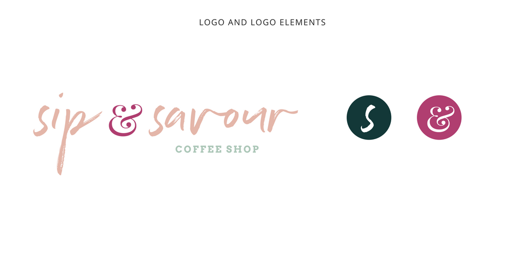 First part of creating a Brand Style Guide - your logo! To see the full list of steps click here!