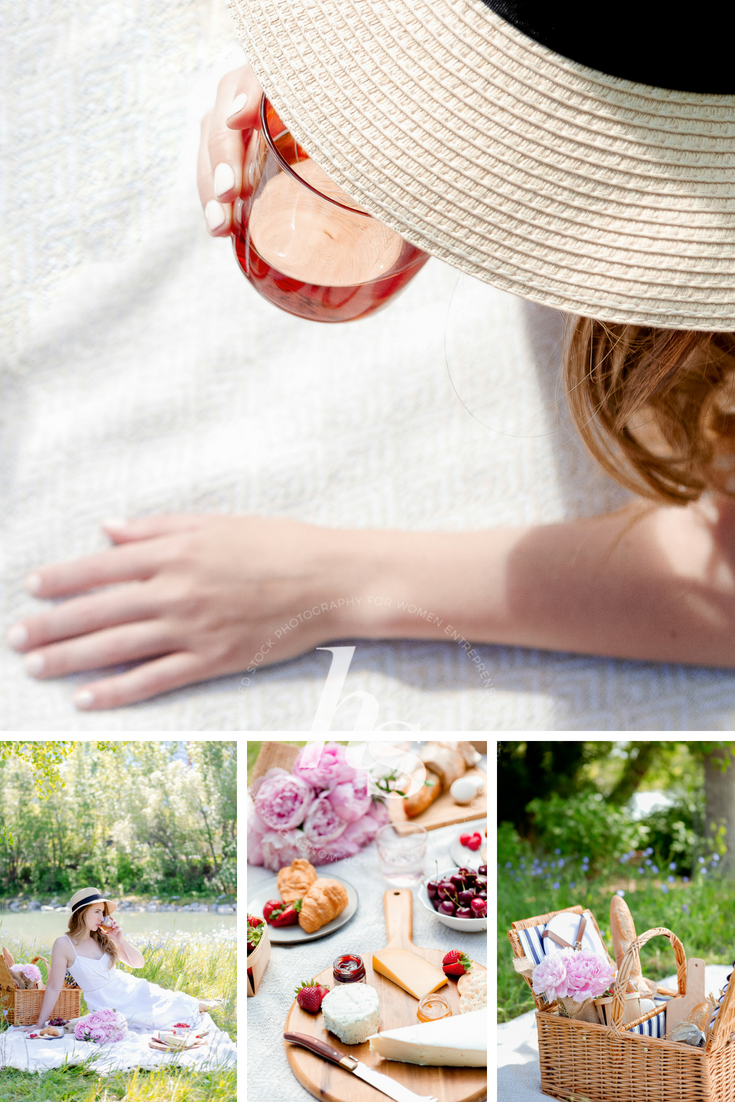 Vintage summertime vibes, friendship, wine and great food - that's what these lifestyle images from Haute Stock are all about. Perfect for lifestyle blog posts, social media posts, and summer sales graphics. Haute Stock Members get access to all the images in this collection!