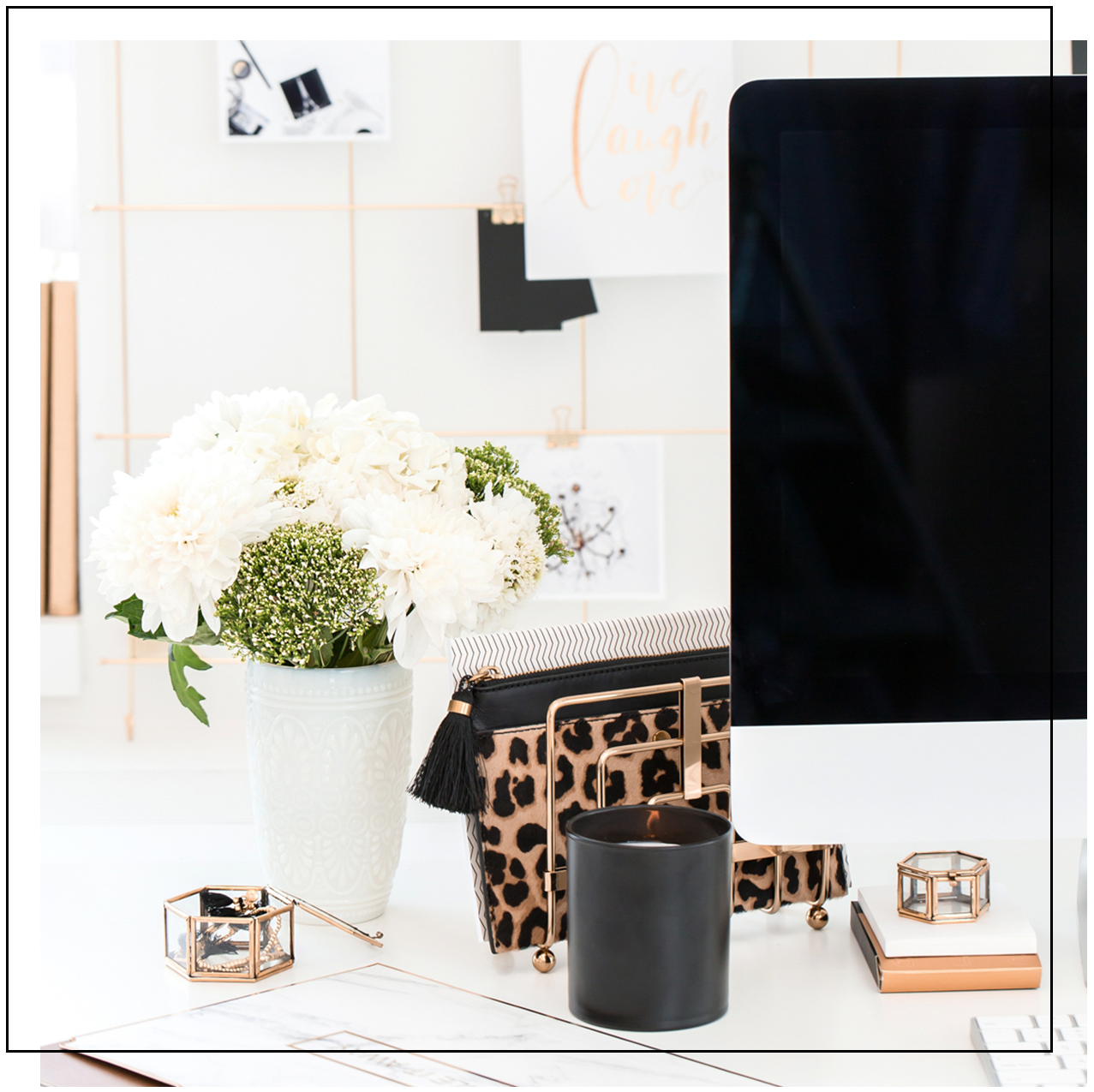 - Need some inspiration, tips, and tutorials on how to create visuals that connect and convert? Want a sneak peek inside the Styled Stock Library? The blog is where you'll find all the visual eye-candy.