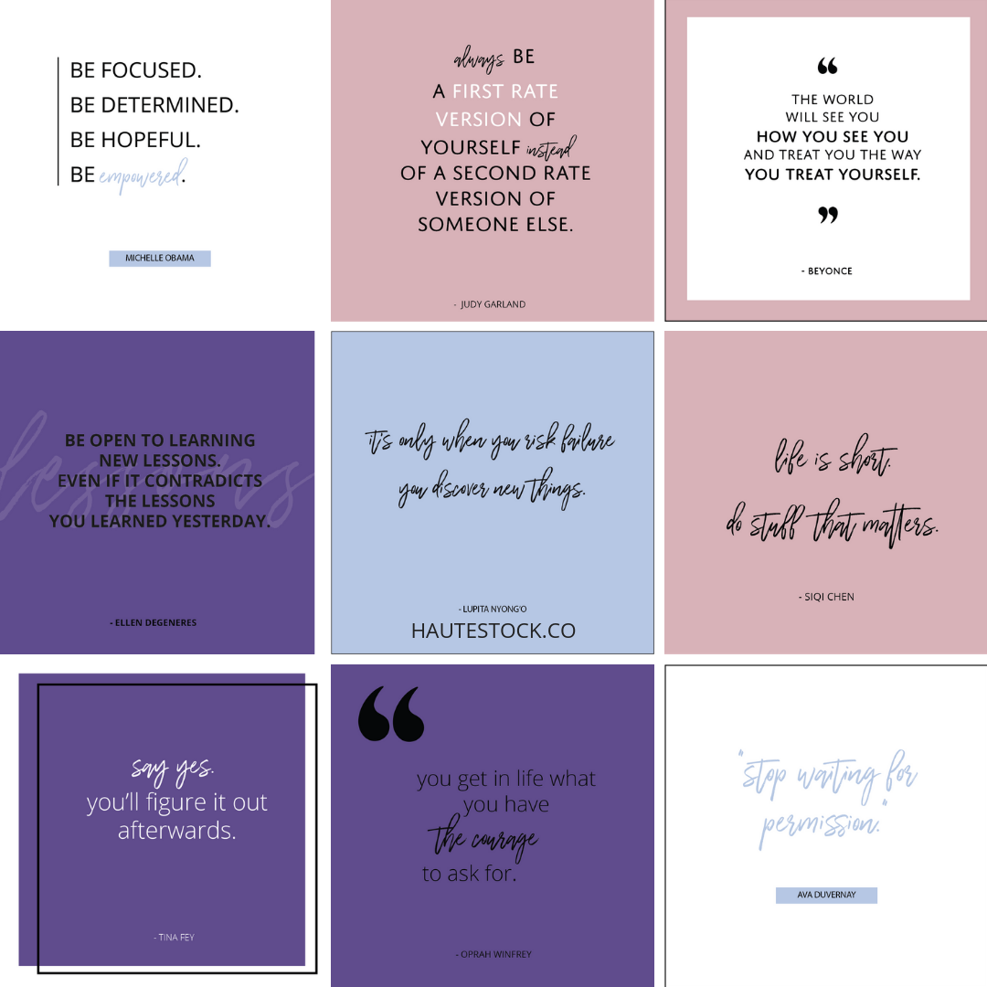InstaQuotes design created by Jennifer of By Nicole Designs for Haute Stock's March release.png