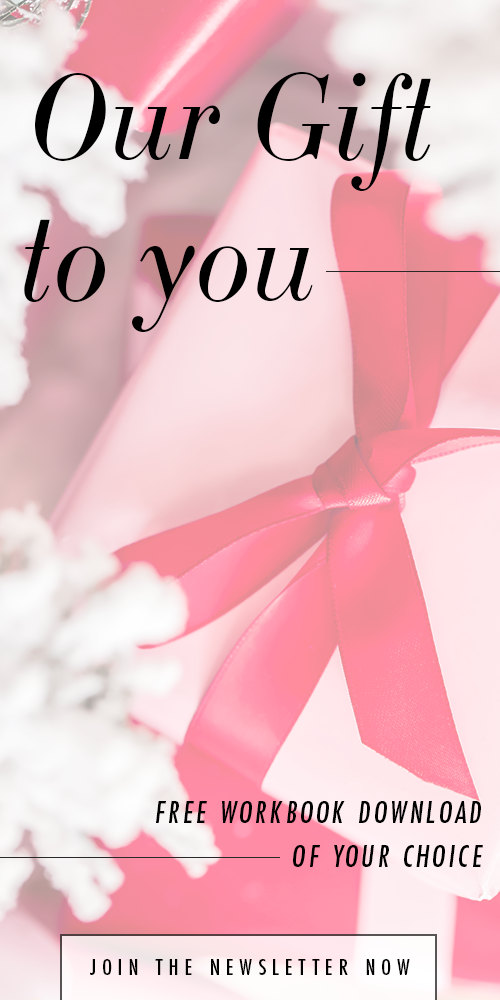 Haute Stock's Pink and Red Holiday Collection can spruce up your sidebar real estate and entice traffic to your website!