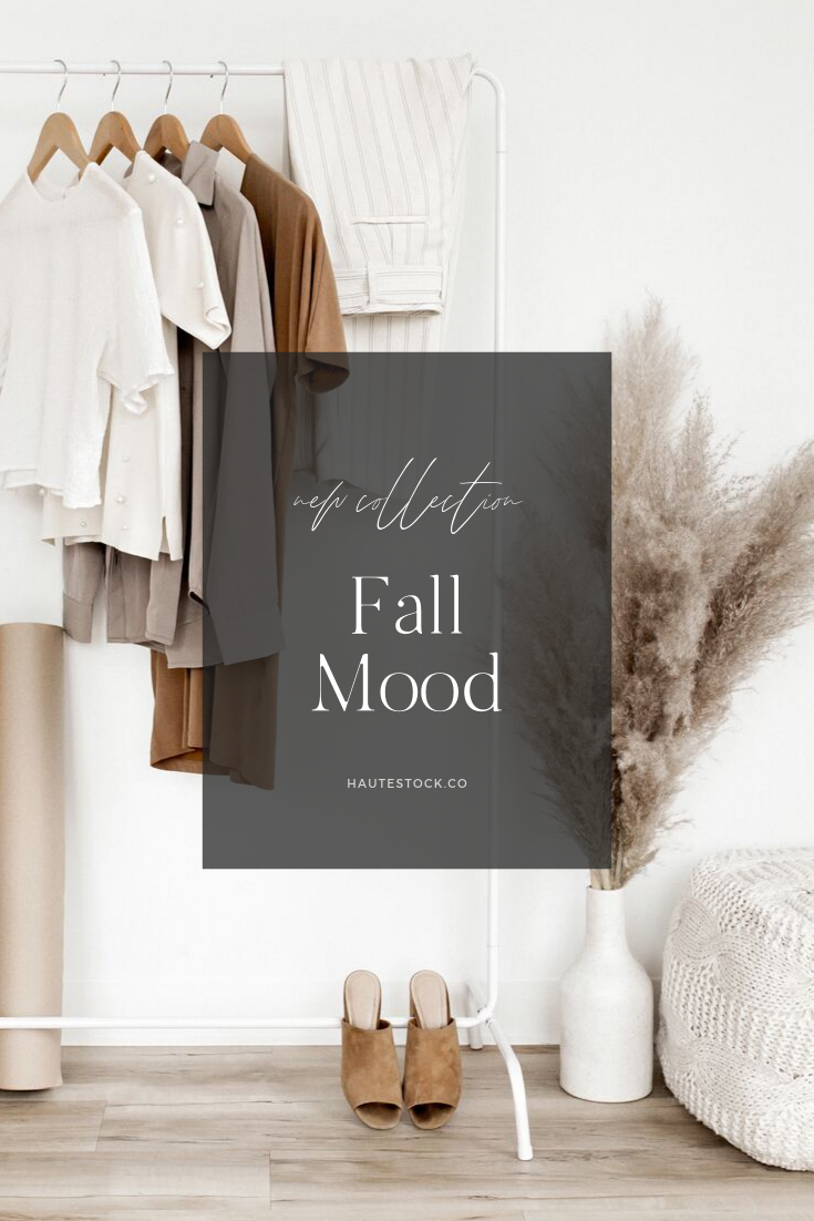 Neutral fashion, beauty and lifestyle images for women business owners this fall season!