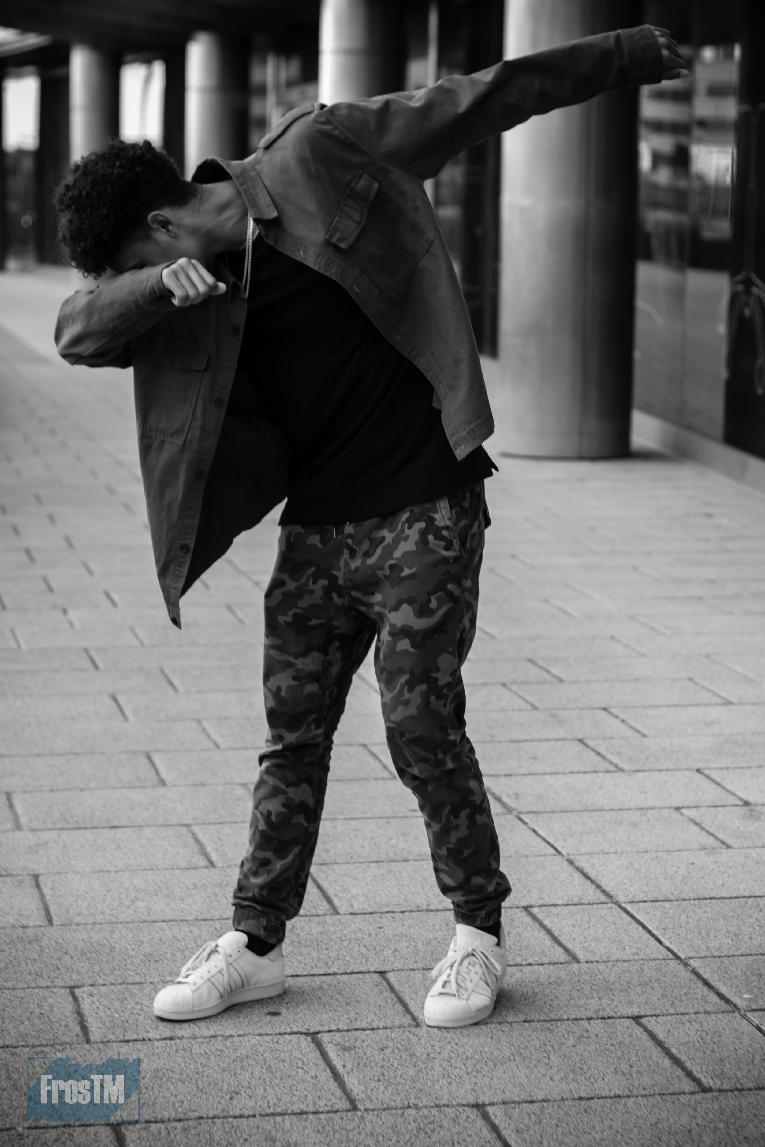 Model: Luke Photographer: Camroy Peters
