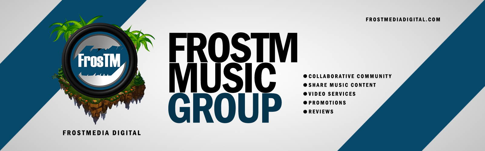 For artists, music producers, DJs, engineers etc., Click above to join our Facebook Music Group!