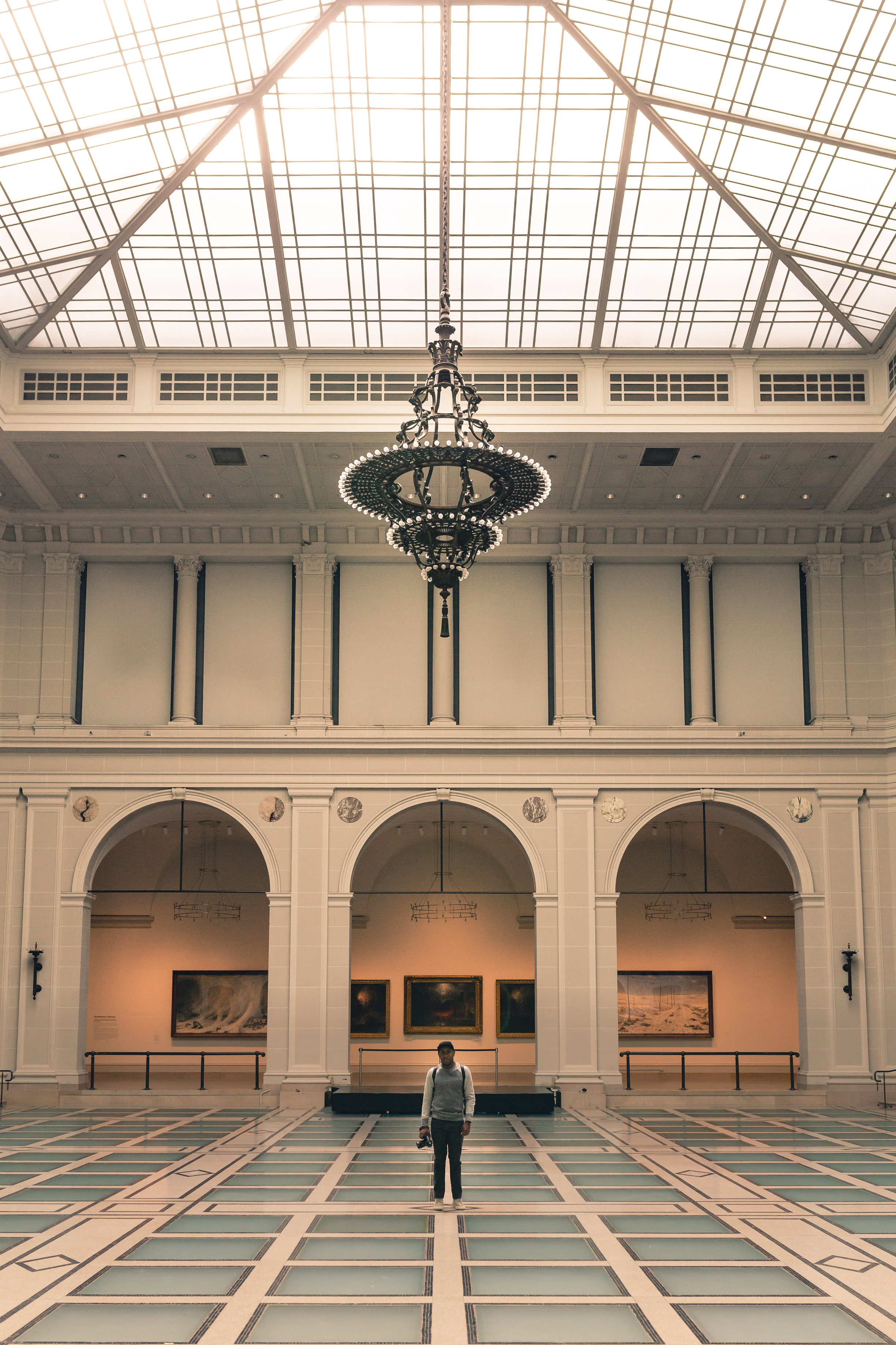 Squarespace x Brooklyn Museum.