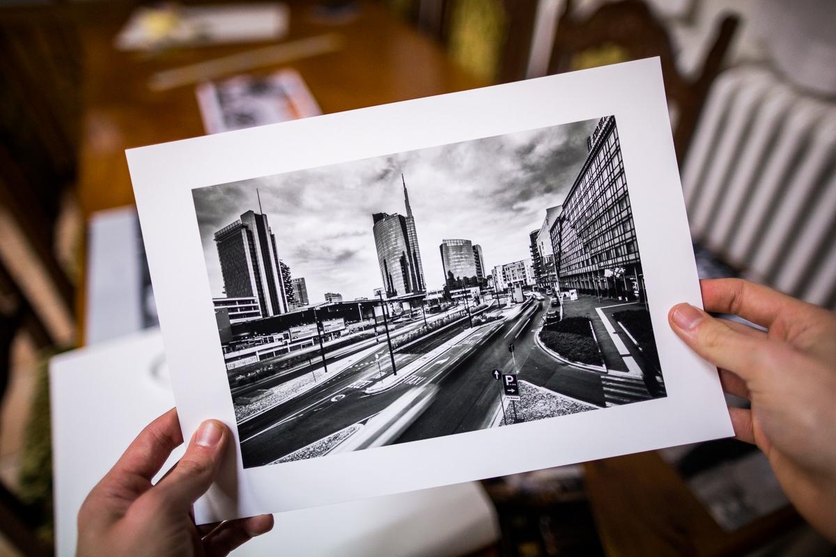 Foto su carta opaca fine-artPro-matte