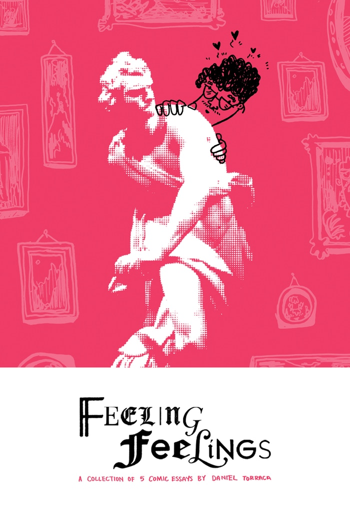 "Feeling Feelings   2019  Role: Cartoonist, Designer, Book Design Printer: Lulu Printing 4""x6"""