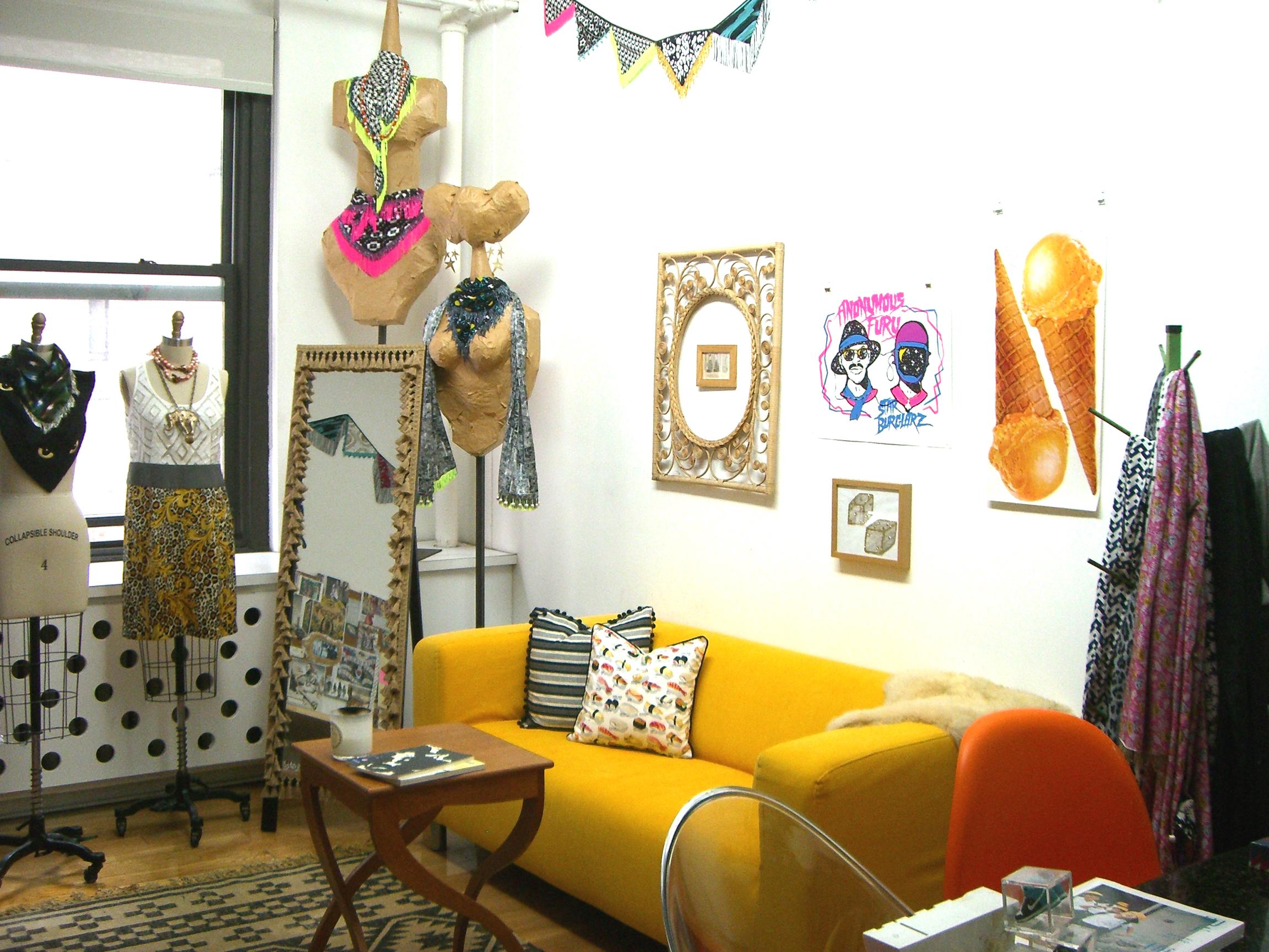 PROVA Showroom, NYC