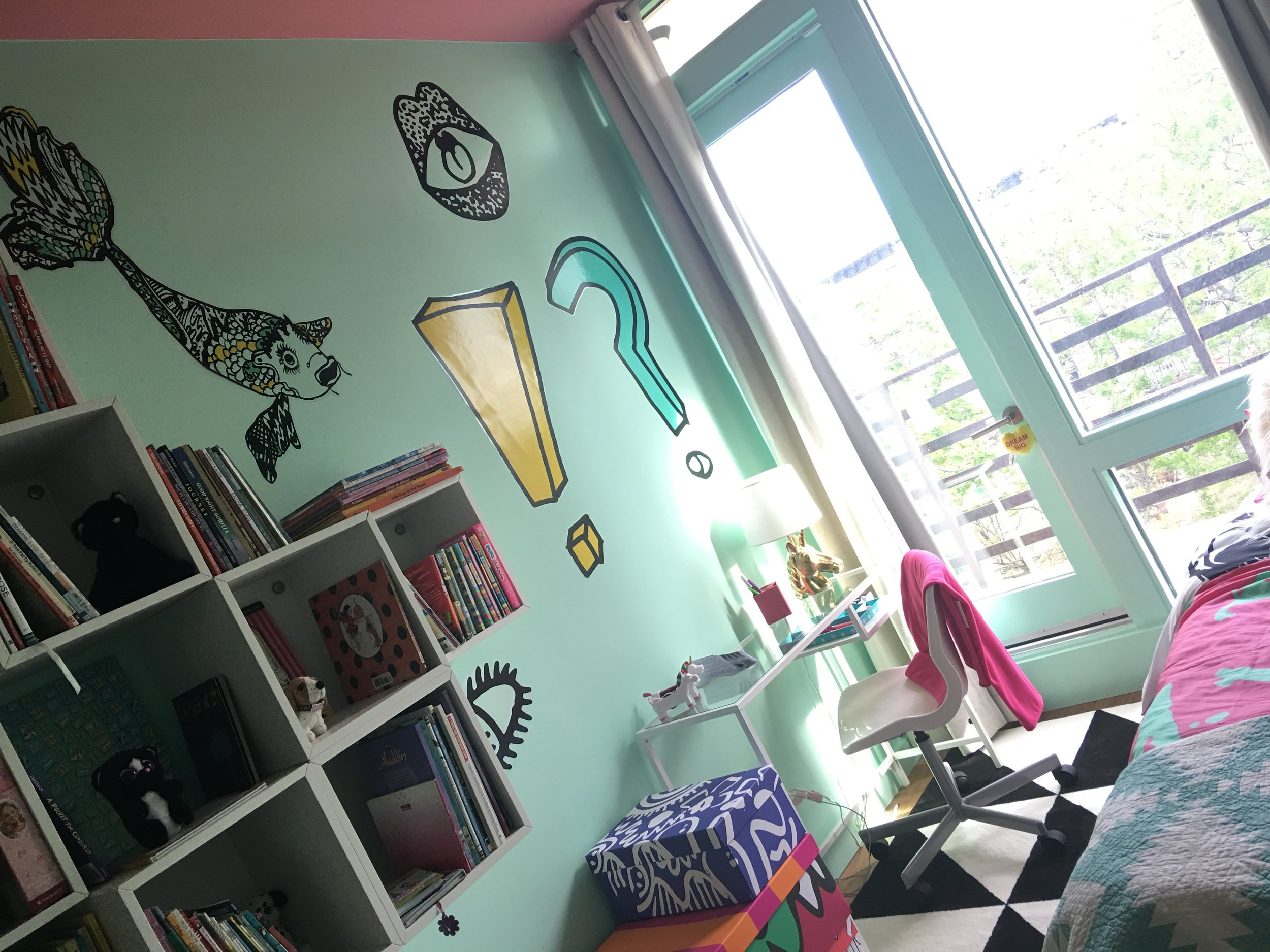 Prospect Heights Girl's Room