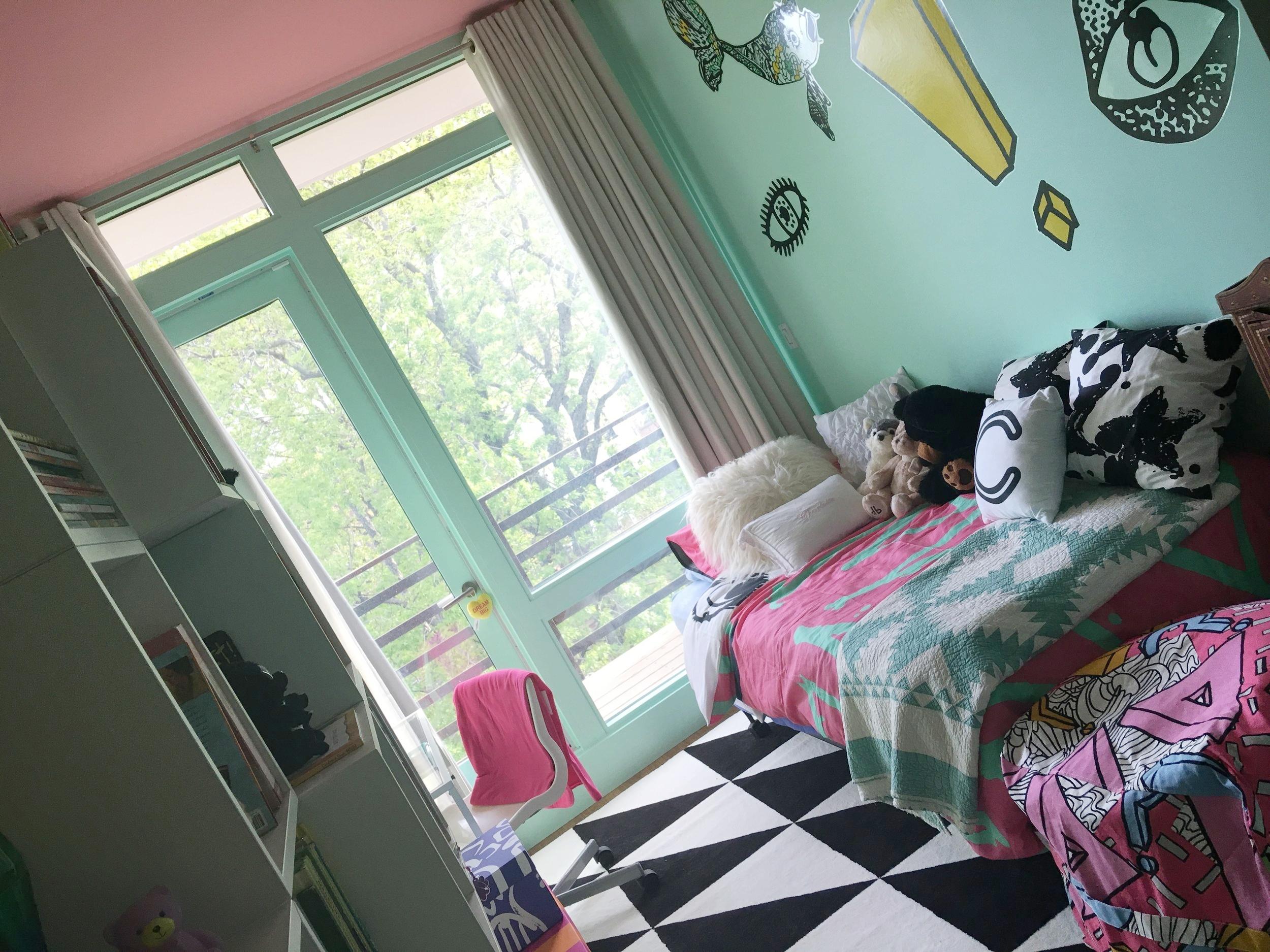 Prospect Height's Girl's Room
