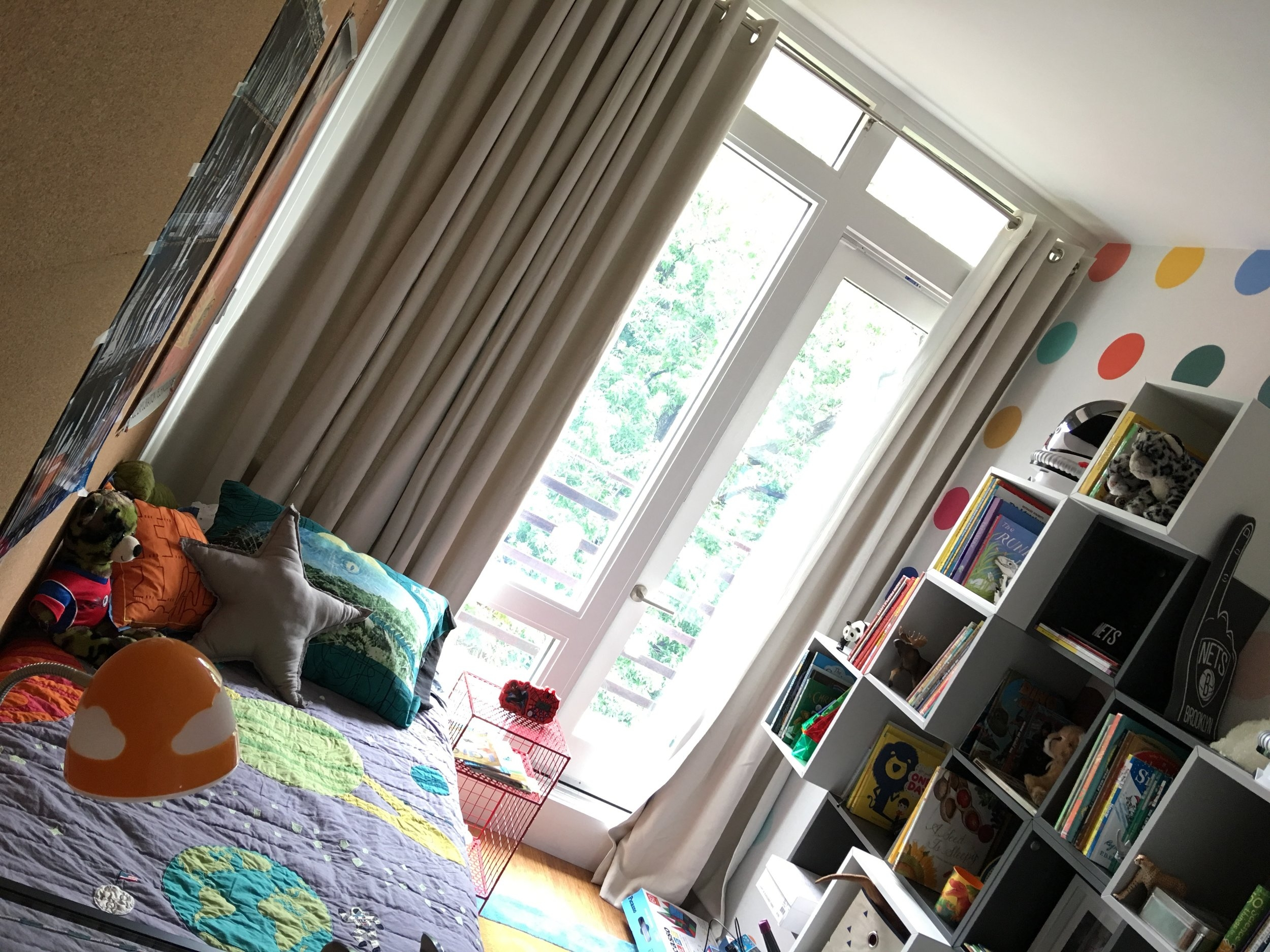 Prospect Heights Boy's Room