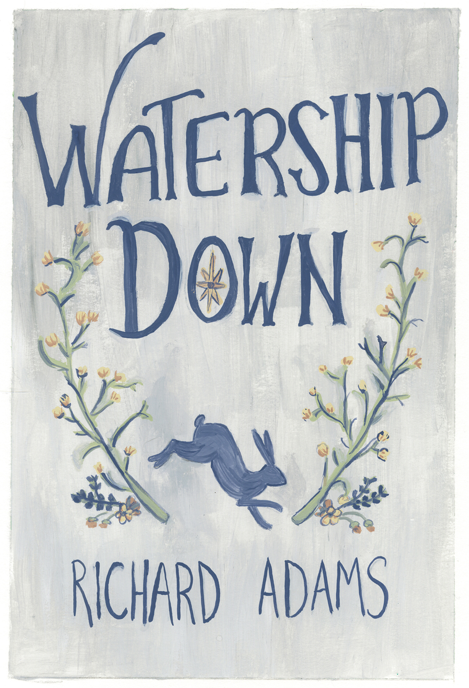 Book Cover: Watership Down