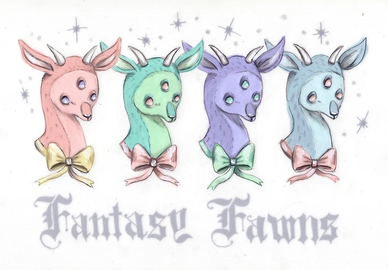 Fantasy Fawns