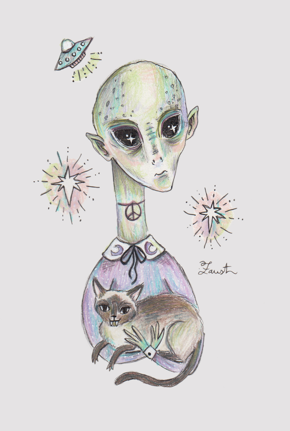 Cats from Outer Space