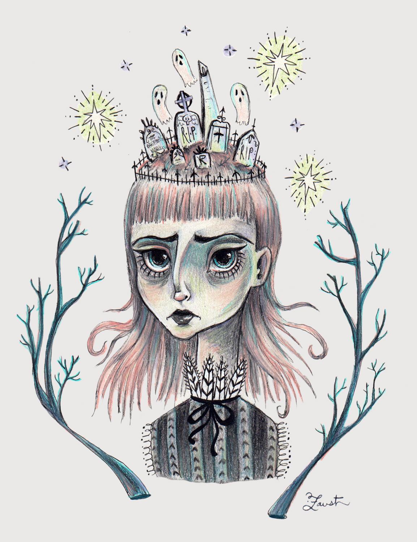 Grave Girl