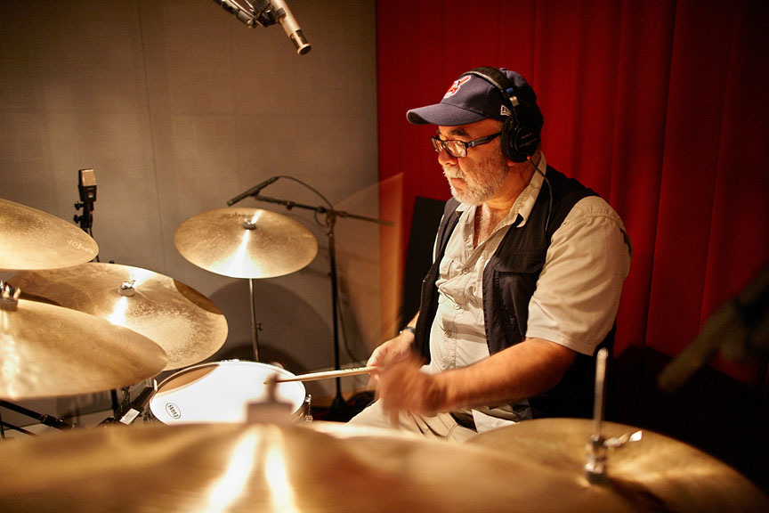 Peter Erskine at Firehouse