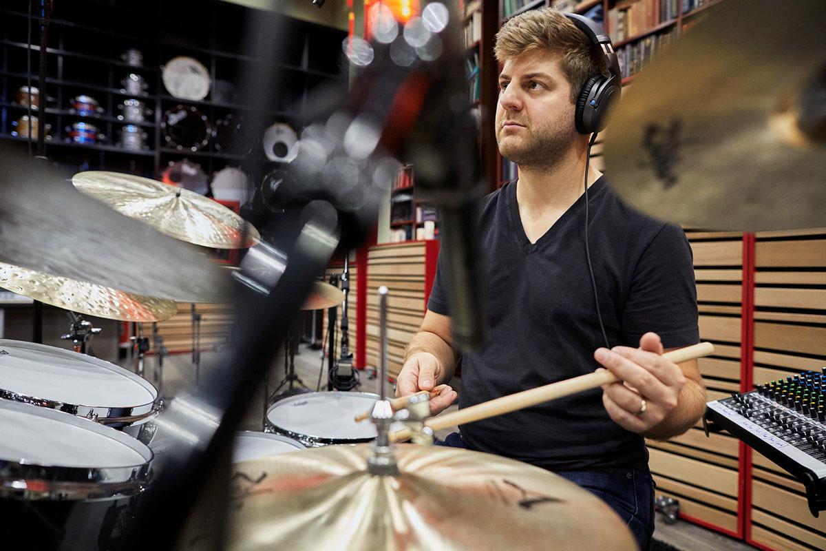 Jake Reed at Sphere