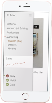 The Author App