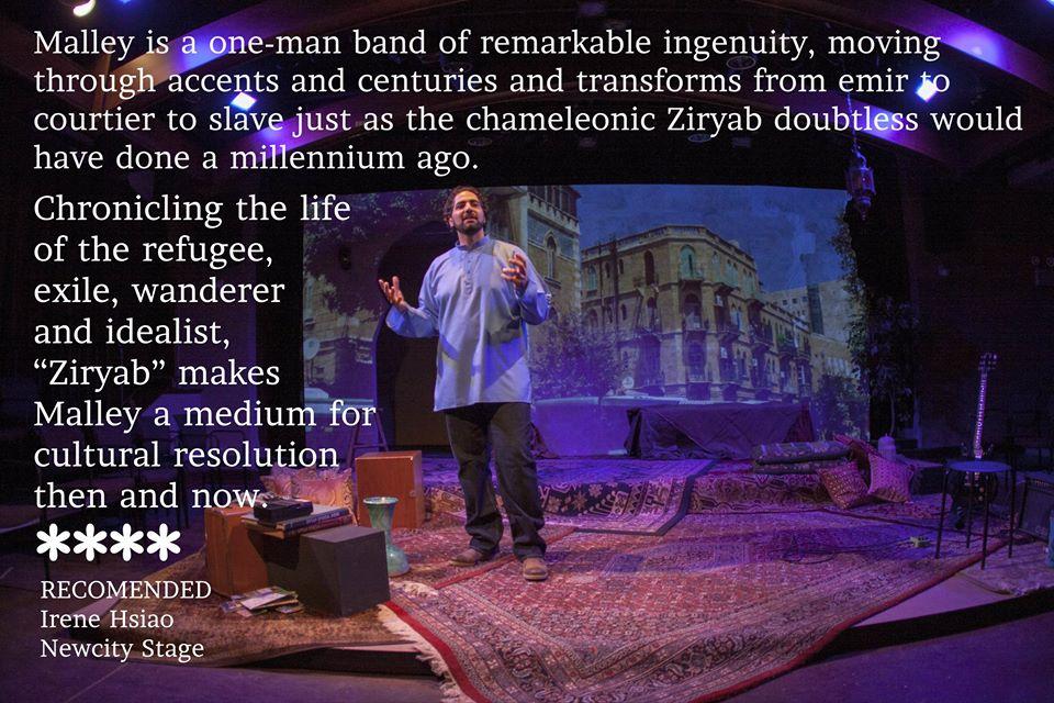 Ronnie Ziryab one man band.jpg