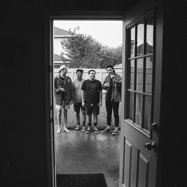 After a night of stormy weather, we are stoked to be in Austin, TX tonight at @comeandtakeitlive with @sundressedband, @dozertx and @goldstepsatx.  HLL ❤️ TX
