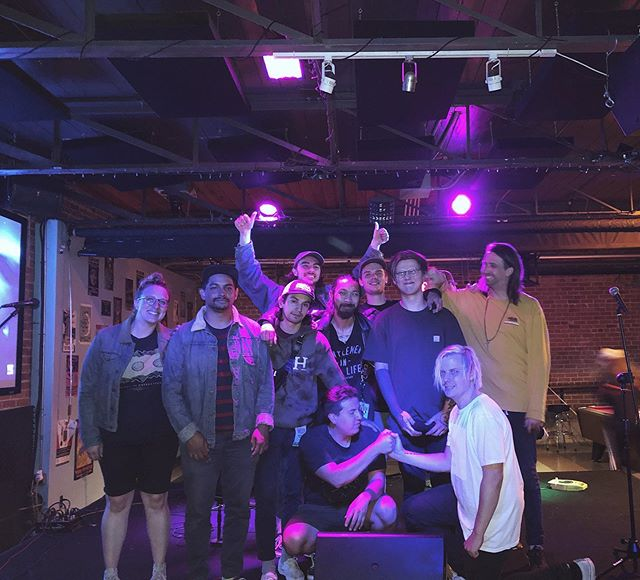 Our tour with @sundressedband was amazing, we miss them already. We saw so many old friends , and we made a ton of new ones.  We will be back in the Eastern / Southern U.S. soon.  #heartslikehomies