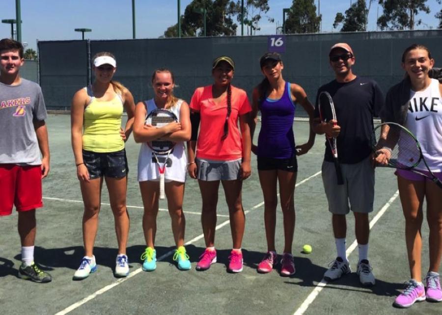 Photo courtesy of RAMP Tennis