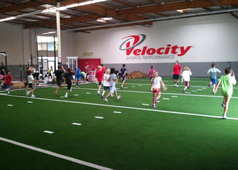 Photo courtesy of Velocity Sports Performance