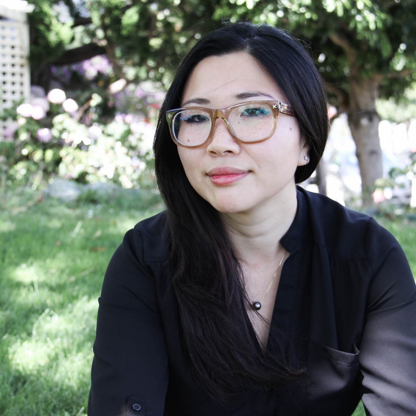 """Jenny Qi is getting her PhD in Biomedical Science at UC San Francisco. Her essays and poems have been published in various journals, including The Atlantic,Huffington Post, and Off the Coast.She is finishing her first chapbook. Her poem """" Writing Elegies Like Robert Hass""""  apperas in the Fall 2015 issue of The Intima."""