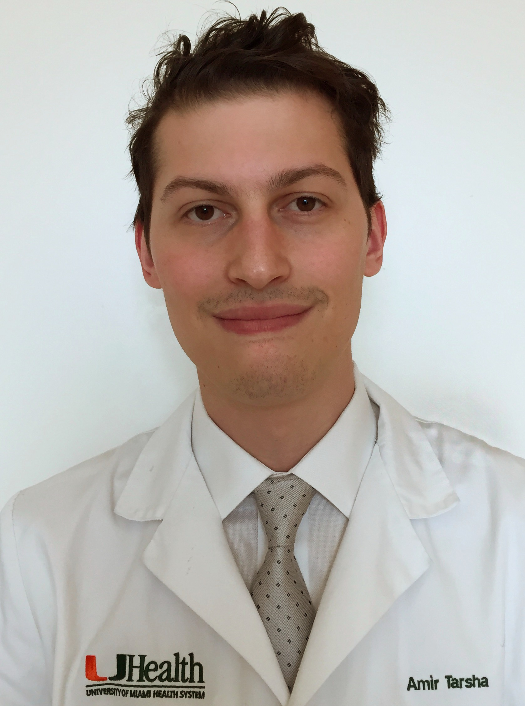 Amir A. Tarsha, who is an editor at the Intima: A Journal of NarrativeMedicine, is completing his M.D. at the University of Miami Miller School of Medicine with a focus in psychiatry, gender identity, and transgender health.